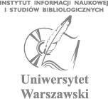 Instytut Informacji Naukowej i Studiów Bibliologicznych Uniwersytetu Warszawskiego